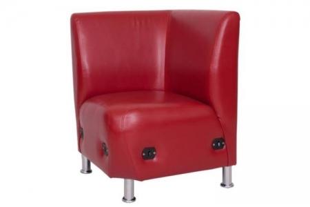 Угловой элемент к офисному дивану Блюз 10.08