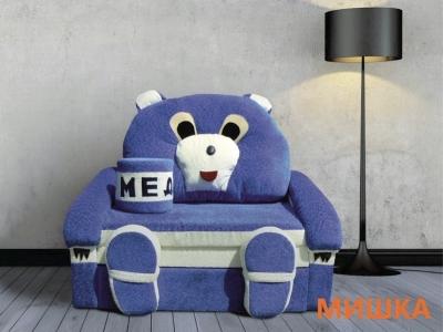 Детский диван Мишка с медом