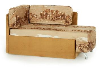 Детский диван Крона