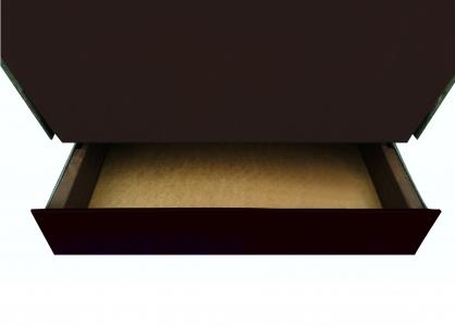 Диван Барон коричневый
