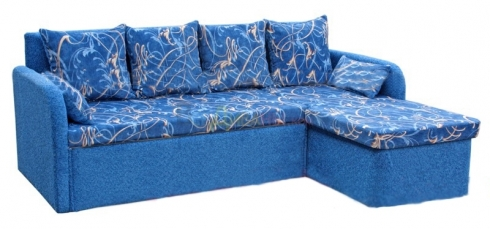 Угловой диван Александр 2 blue